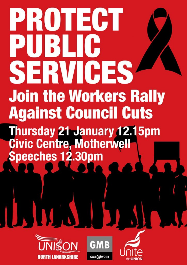 UNISON-rally-poster