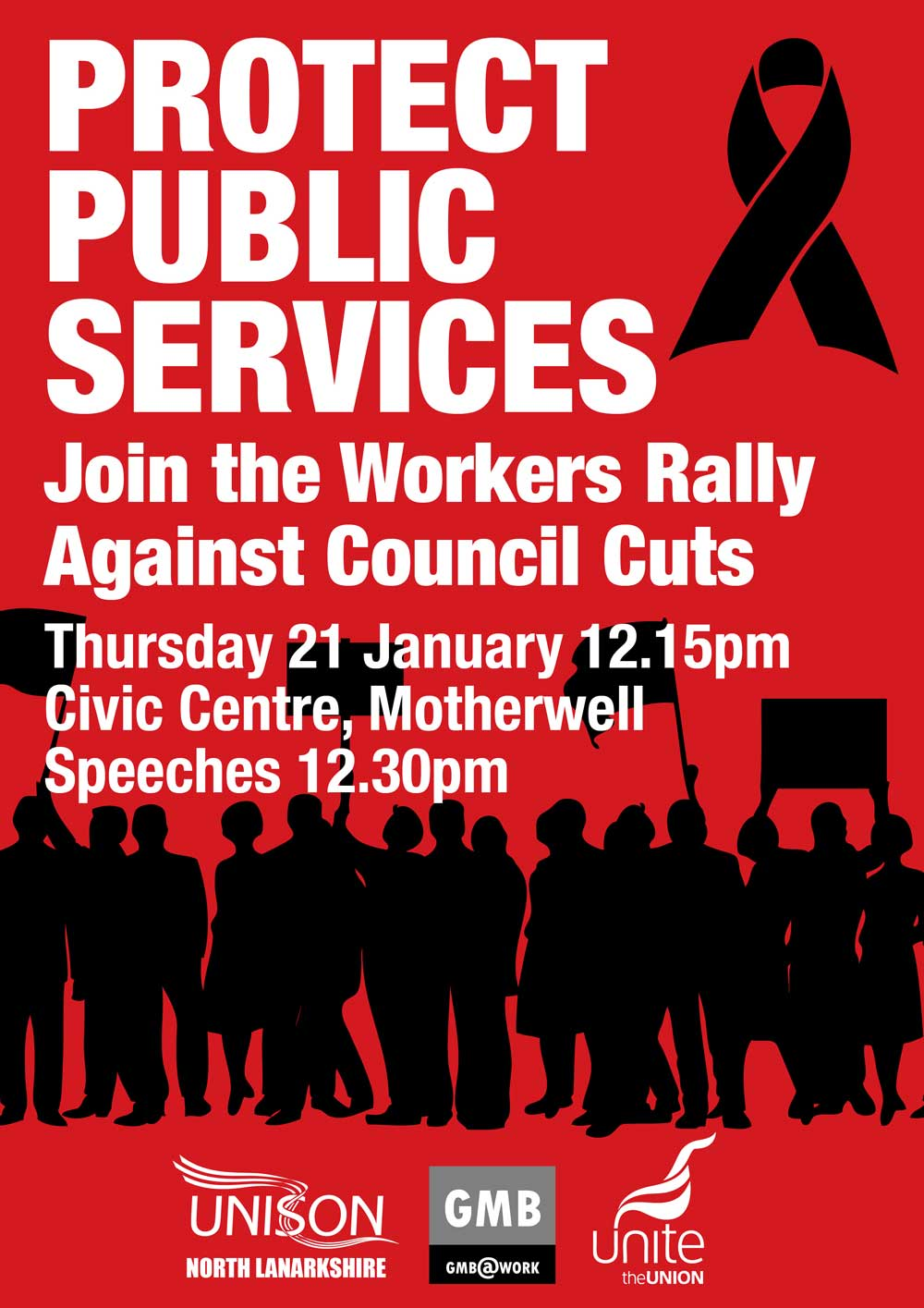 Workers Rally 21st Jan 2016