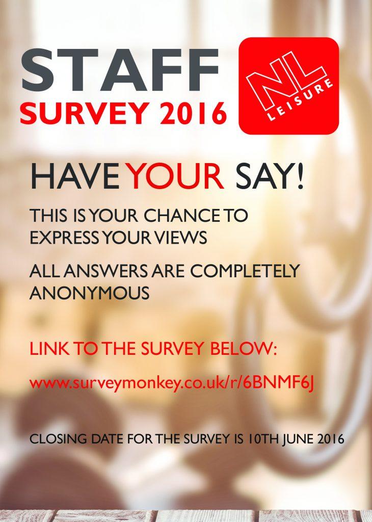 Staff Survey V1
