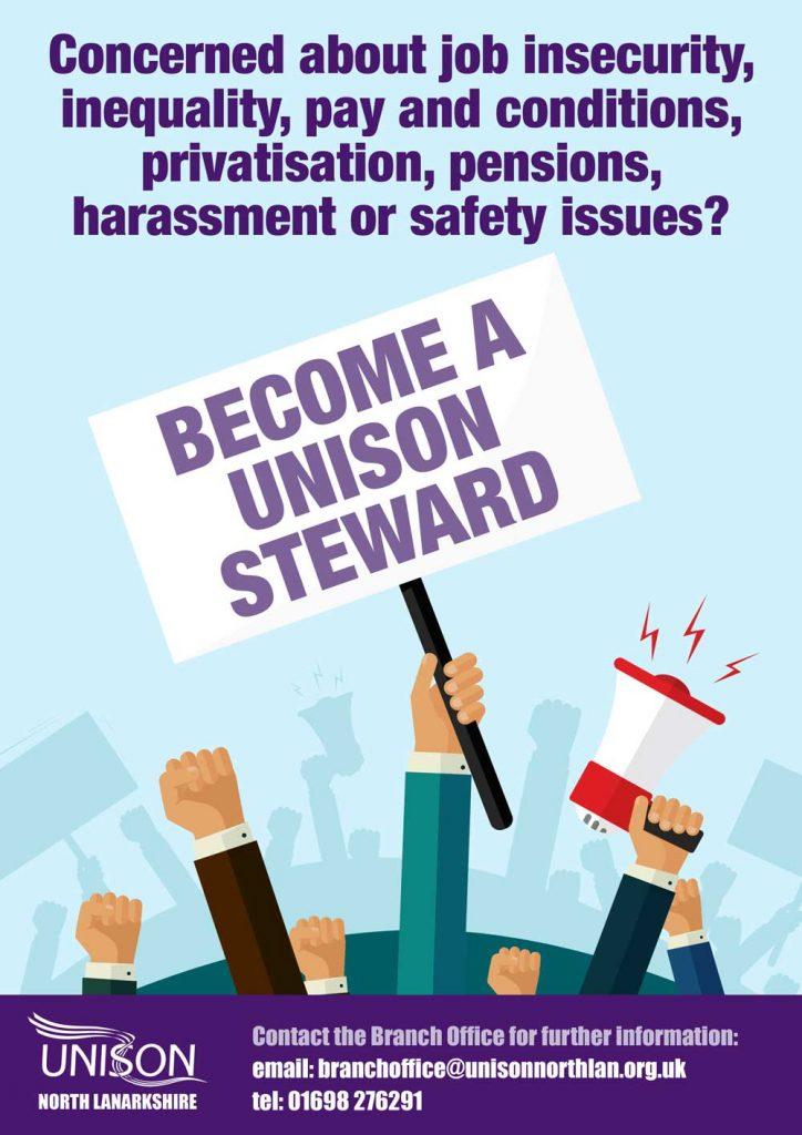 UNISON-become-a-steward